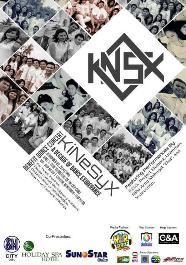 Kinesyx @ 10